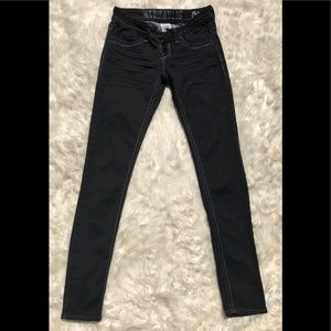 Hydraulic black jeans